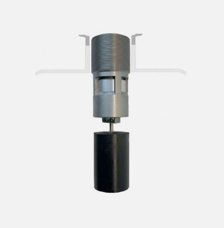 Mekanisk overfyldningssikring - model Cleanfill