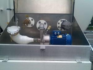 Loading pumpe