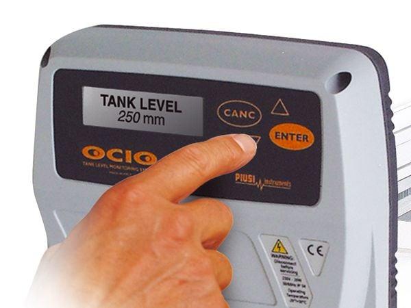 Billede af OCIO niveaumåling